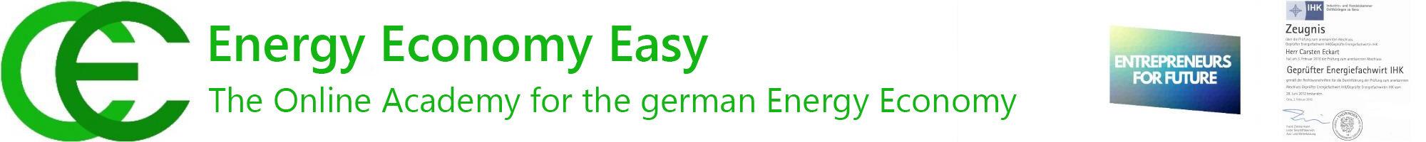 Energy Economy Easy